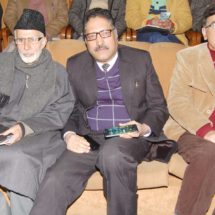 AMK annual conference Budgam