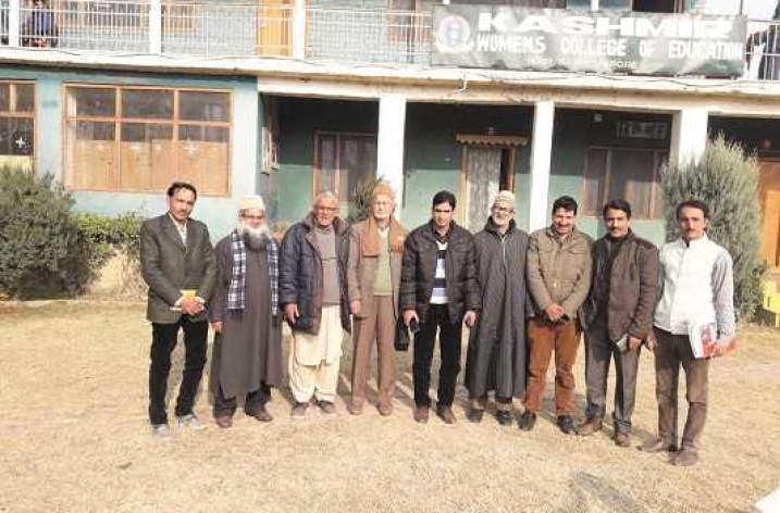 AMK office bearers elected unopposed, Farooq Rafiabadi new prez, Khaliq Shams gen secy