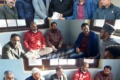 AMK office bearers call on DC Baramulla